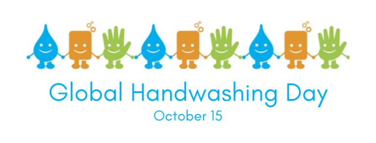 Global handwashing day 2020 banner