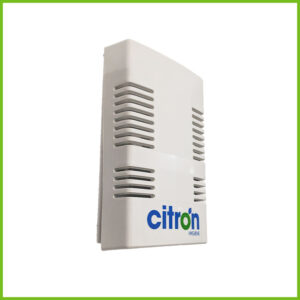 Citron aromamate air freshener in white