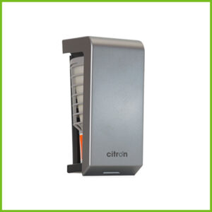Commercial air freshener dispenser from Citron in grey