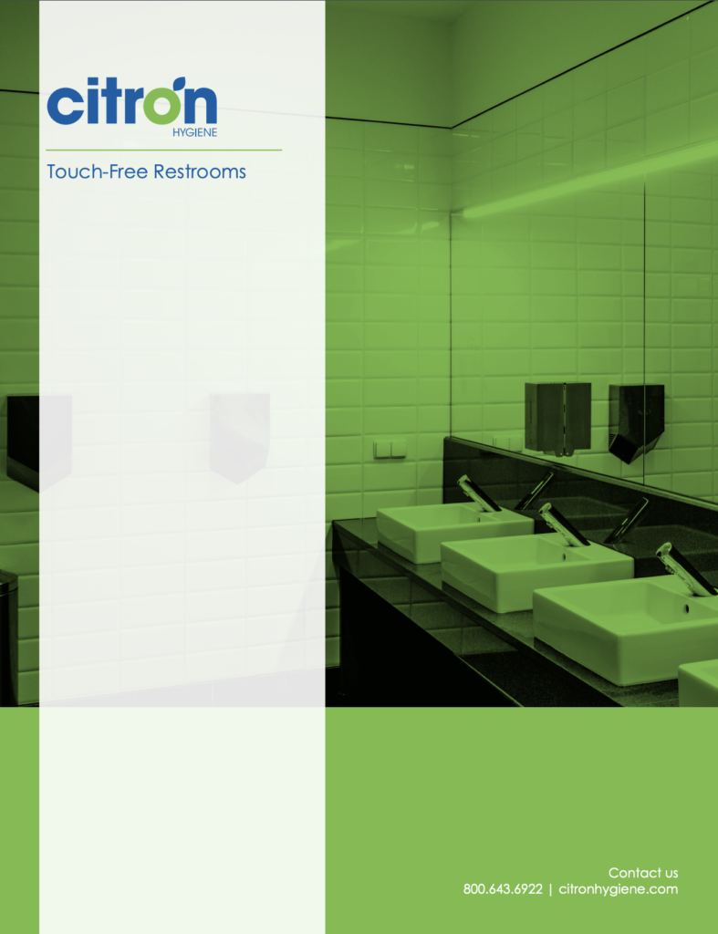 restroom automation whitepaper cover