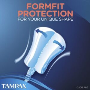 ad for tampax tampons