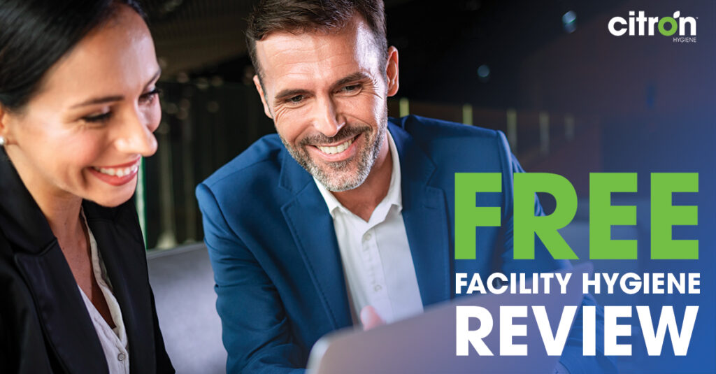 free facility hygiene review graphic