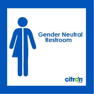 Gender Neutral Washroom - Inclusive Spaces