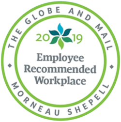 Citron Hygiene Receives The Recommended Workplace Award