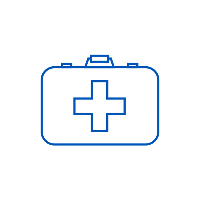 Citron first aid icon