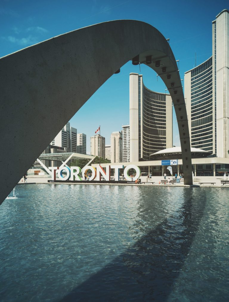 Picture of Toronto front